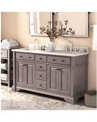 double bowl vanity. Plain Double Casanova 60inch Double Sink Vanity With Backsplash Casanova 60 In Bowl U