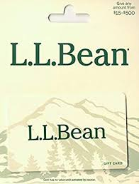 Amazon.com: L.L. Bean Gift Card $25: Gift Cards