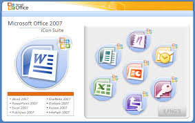 Microsoft Office 07 Icon Suite By Jokerjla On Deviantart