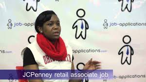 Jcpenney Associate Jcpenney Interview Retail Associate Youtube