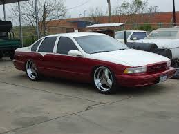 95 Chevy Impala SS-http://mrimpalasautoparts.com   94-96 Chevrolet ...