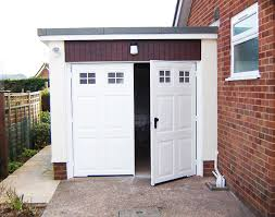 side hinged garage doorsRetractable Garage Doors Halesowen  Canopy Garage Doors  Side
