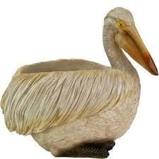 """Купить Кашпо декоративное """"Важный пеликан"""" за 690 руб."""