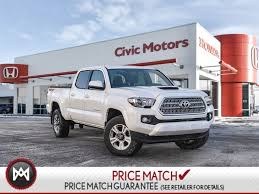 Pre-owned 2017 Toyota Tacoma TRD SPORT - 4X4, TONNEAU COVER ...
