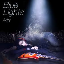 Lights Rock Cover Adry Blue Lights Album Cover Adry The Official Adry