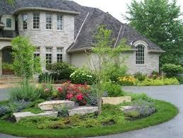 circle driveway landscaping | 4,110 circular driveway Landscape Design  Photos | Crafts | Pinterest | Circle driveway landscaping, Circle driveway  and ...