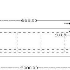 Concrete Beam Size Chart Reinforced Concrete Beam Dimensions Are In Mm Download