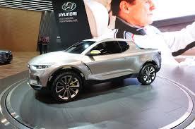 hyundai neue modelle 2018. exellent modelle hyundai pick up modelle  le camion hyundai santa cruz est presque prt  motor to neue modelle 2018 s