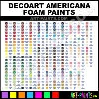 Americana Acrylic Paint Color Chart Reverbnation Americana Charts Its Easy To Become Obese