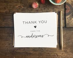wedding thank you cards etsy Custom Photo Thank You Cards Wedding wedding thank you cards custom wedding cards wedding gift custom thank you card Wedding Thank You Card Designs