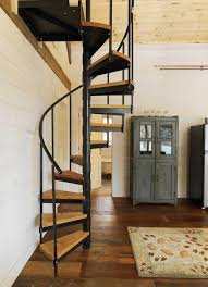 the most cool space saving staircase designs spiral staircases