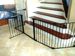 Child Gates For Stairs With Banisters Baby Gate Spindles Ba – myyour