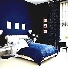 royal blue white bedroom