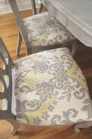 impressive fabric dining room chairs and best 25 recover dining chairs ideas on home design upholstered
