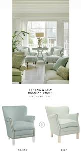 Serena And Lily Serena Lily Belgian Chair Copycatchic