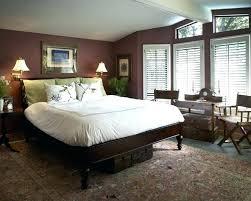 decoration: White Master Bedroom Furniture Dark Wood Decor Glass ...