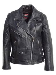 jts brando las leather motorcycle jacket