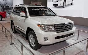 2013 Toyota Land Cruiser First Look - 2012 Chicago Auto Show ...