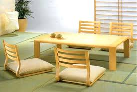 Japanese Dining Table Measurements Enchanting Dining Sets Dining Amazing Dining Room Table Height Decor