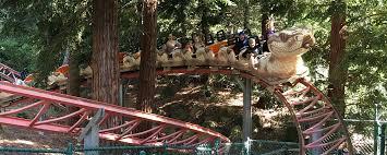 timber twister coaster