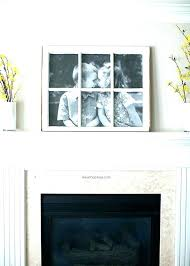 wood window frame decor antique picture great use for old windows cost reclaimed wooden frames ark