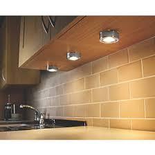 kitchen cupboard lighting. Halolite Circular Cabinet Downlight Polished Chrome 3 Pack Kitchen Lighting Screwfixcom Cupboard M