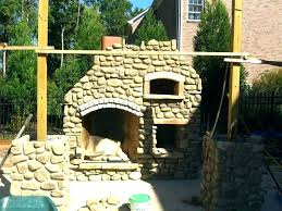 fireplace pizza oven combo outdoor fireplace and pizza