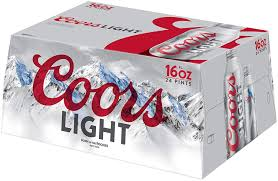 Coors Light Nutrition Facts 16 Oz Amazon Com Coors Light Lager Beer Bottle 4 2 Abv 16 Fl