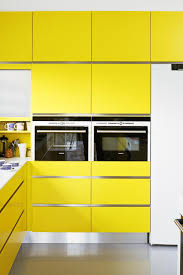Yellow Kitchen Kitchen Design Bright Kitchen Ideas With Yellow Color