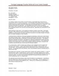 Best Ideas Of French Teacher Cover Letter Best Resume Gallery About