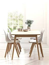 danish dining table extendable style dining room furniture table and chairs scandinavian round extendable dining table