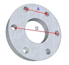 How To Calculate Bolt Circle Diameter Bcd For Chainrings