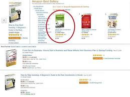 Amazon Sales Rank Chart Books Picking Perfect Amazon Categories And Keywords For Massive Sales