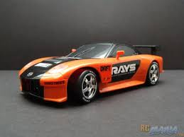 mazda rx7 fast and furious 6. fast and the furious mazda veilside rx7 122nd scale rx7 6