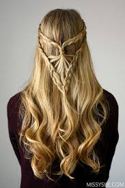 Bohemian Hairstyles 29 Wonderful Bohemian Arrowhead Braid