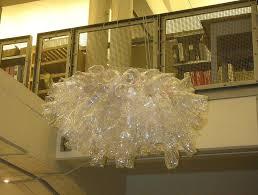 chandeliers plastic bottle chandelier water home design ideas instructions