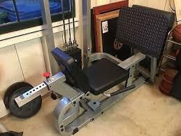 Multi Station Gyms Used Leg Press