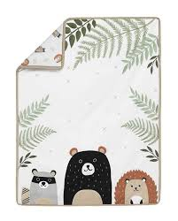 woodland pals collection bedding bed
