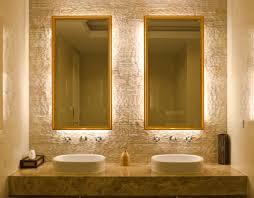 Bathroom : Bathroom Cabinets With Lights And Mirror Bathroom ...