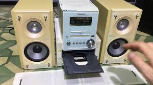 Dàn âm thanh bãi nghe nhạc Panasonic PM57, giá 1,3 triệu. LH:  0912003030(zalo) - YouTube