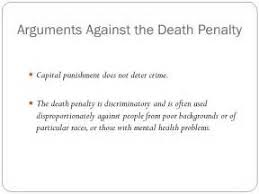 death penalty argumentative essay against the importance of death penalty argumentative essay against