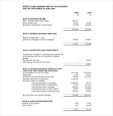 report formats in word annual report formats 330512585006 financial report template word