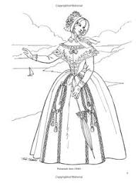 Small Picture Victorian lady and soldier coloring pages for adults Fashion