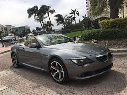 BMW Convertible bmw convertible 650i : 2008 Used BMW 6 Series 650i at Choice Auto Brokers Serving Fort ...