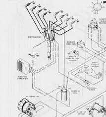 trying to install delco est ignition not going so well page 1 mercury ignition switch wiring diagram here's the original merc tb iv wiring