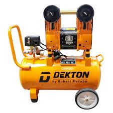 Máy bơm hơi không dầu DEKTON 30L 3HP 1400v/p – Linh Kiện Điện Cơ