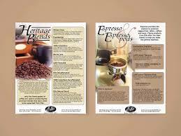 The Flyer Ads Ads Flyer Design Ellis Coffee By Jason Ullmeyer Dribbble Dribbble