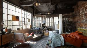 Furniture:Industrial Loft Furniture Ideas For Masculine Bedroom Interior  Design Industrial Loft Furniture Ideas For