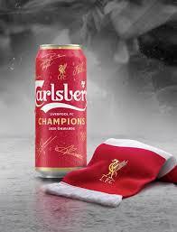 Liverpool fc live transfer news, team news, fixtures, gossip and more. Carlsberg Liverpool Fc Beer The Lfc Beer Carlsberg