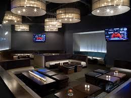modern restaurant design in sport lounge bar ideas 4